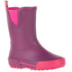 Kamik Rainplay Rubber Boots Kids Dark Purple/Rose